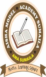 AISHA MODEL ACADEMY SUMAILA